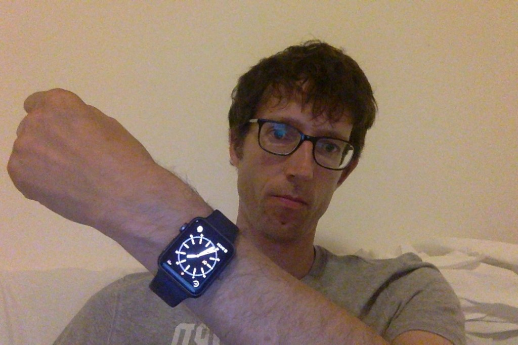 Apple Watch Thomas Gerlach